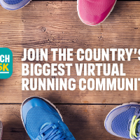 Getting active with One You Couch to 5K - Join the Country's Biggest Virtual Running Community